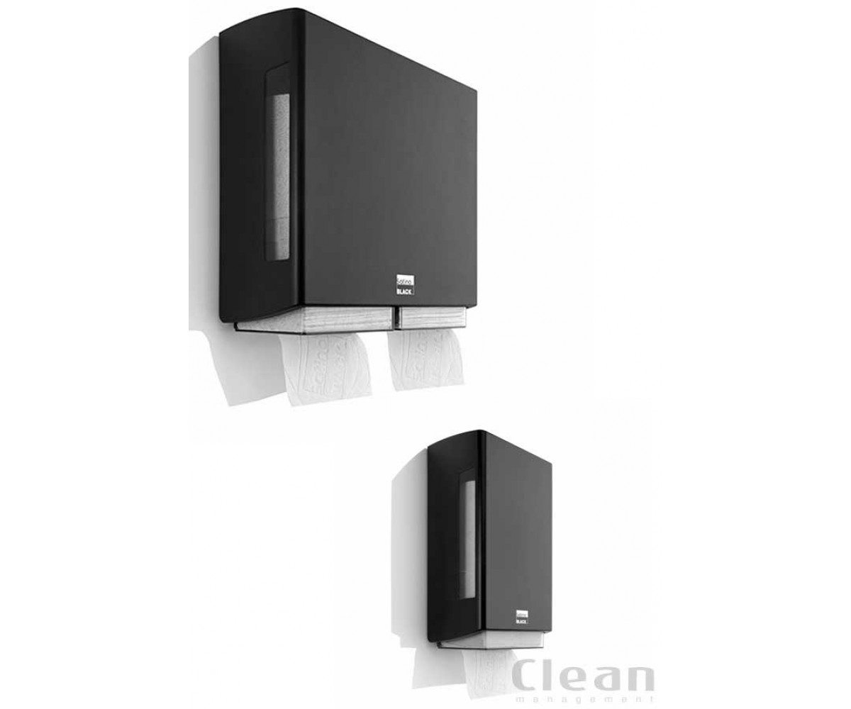Satino Black BriQ dispenser toiletpapir-31