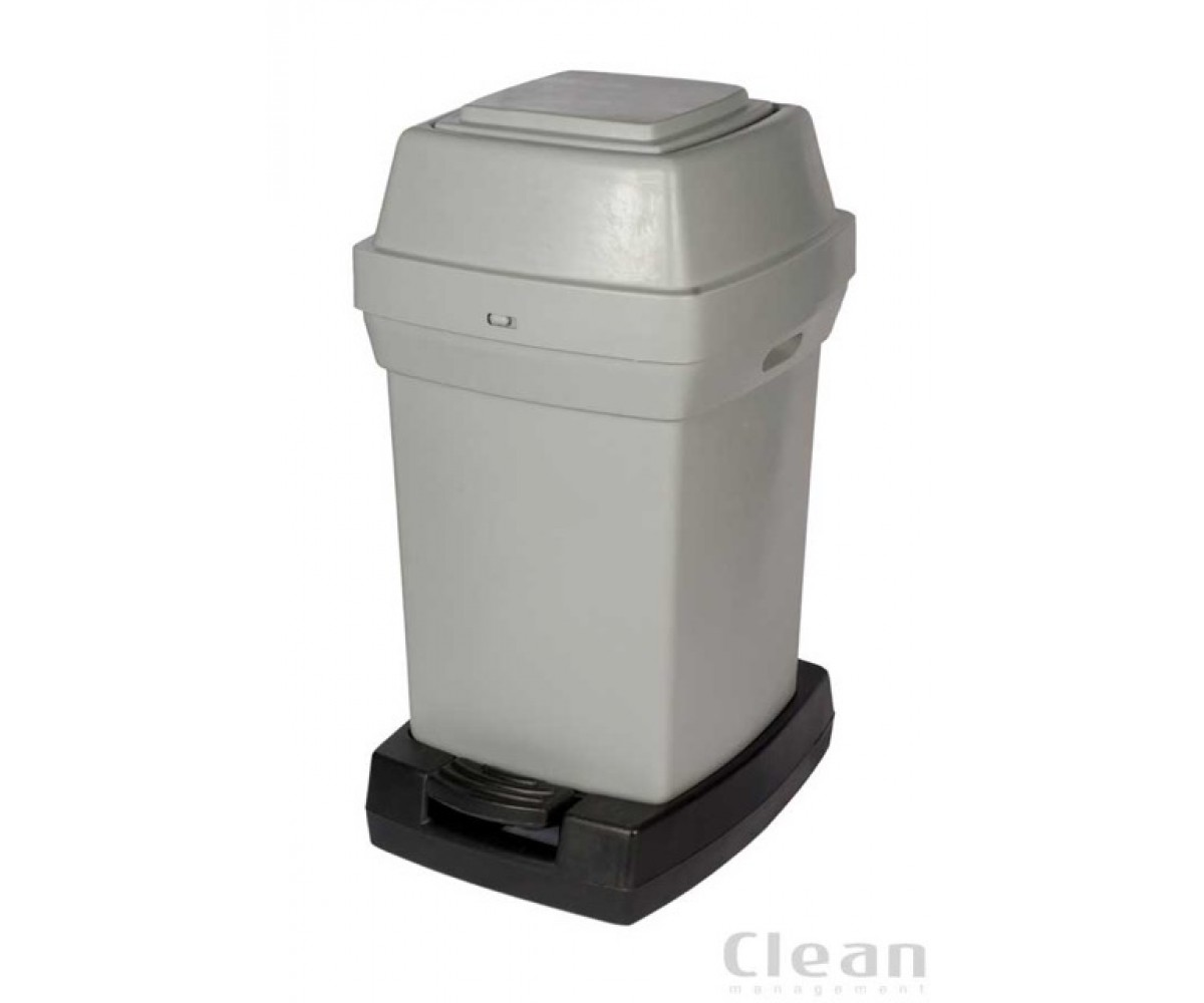 Pedal blespand Rubbermaid 65 liter 2 farver-01