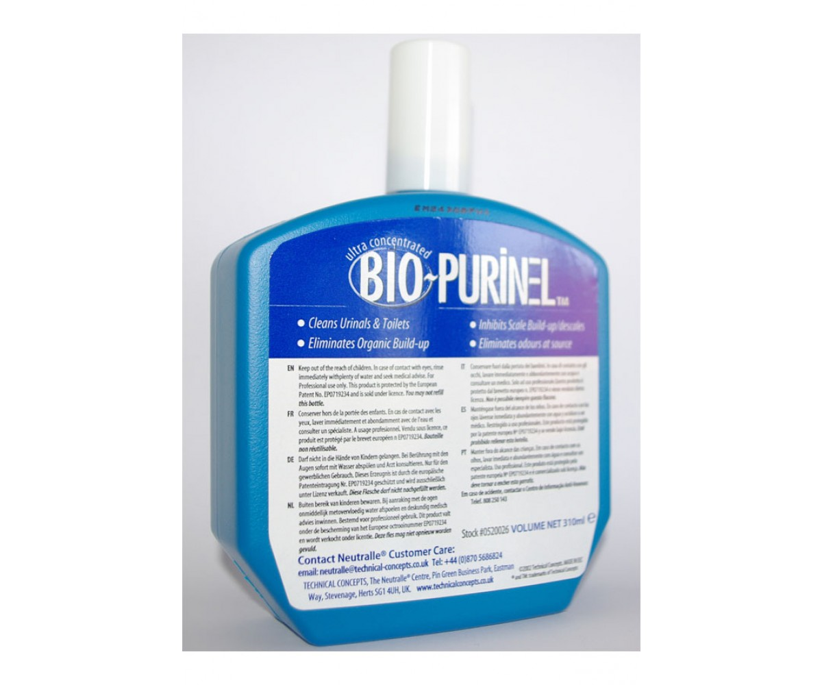Sanitiser Bio Purinel refill, 310 ml.-31