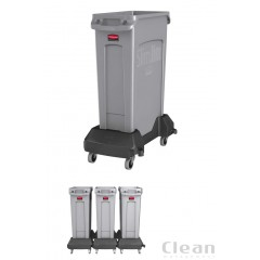 Transport Slim Jim® - Trolley-sort plast