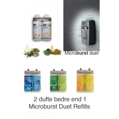 Rubbermaid Duet duft system