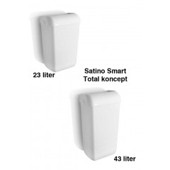 Satino Smart skraldespande 23 og 43 liter