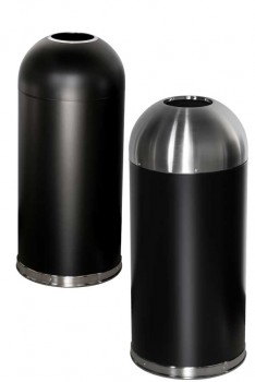Åben top affaldsspand 56 ltr. Café-20