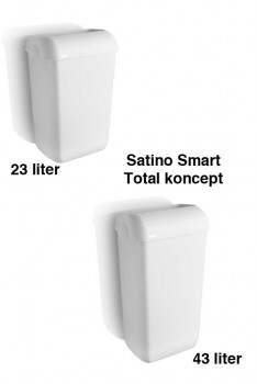 Satino Smart skraldespande 23 og 43 liter-20